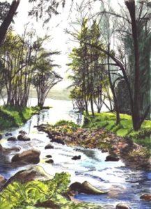 bolder stream